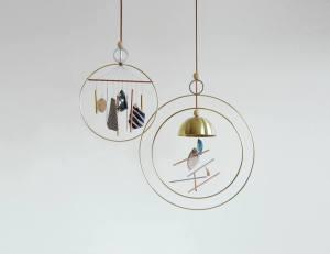 Ladies and Gentleman studio - Aura wind chimes www.ladiesandgentlemenstudio.com/