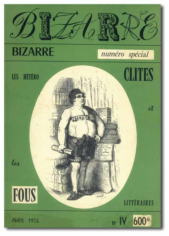 Il s'agit d'une revue littéraire et artistique fortement influencée par le surréalisme. Fondée par Michel Laclos, éditée par Éric Losfeld en 1953 puis reprise par Jean-Jacques Pauvert en 1955 après deux numéros, elle a publié 48 numéros de 1953 à 1968.
