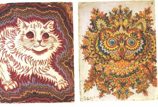 artoris magazine louis wain