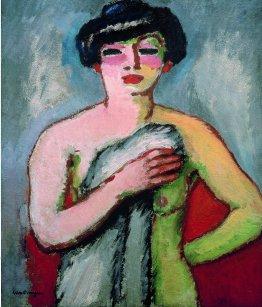Portrait de Fernande Olivier - 1905
