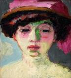 Le Chapeau rose -1907