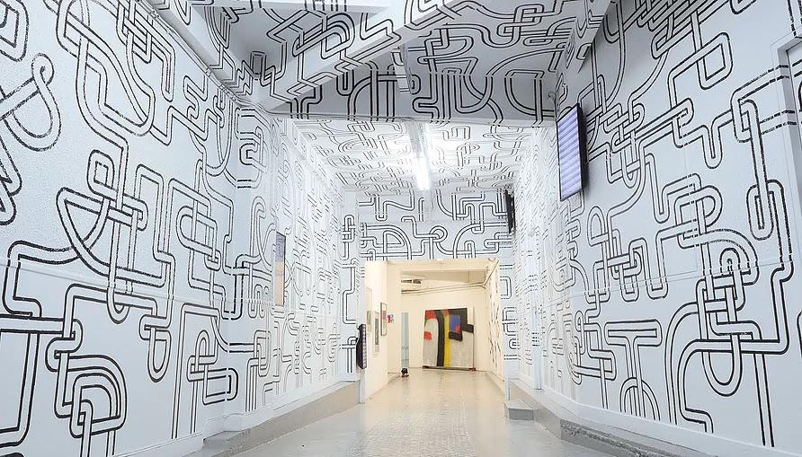 Exposition L'Urbain, Commissariat Gaya Goldcymer & Jonathan Taieb, Galerie épisodique, 2017