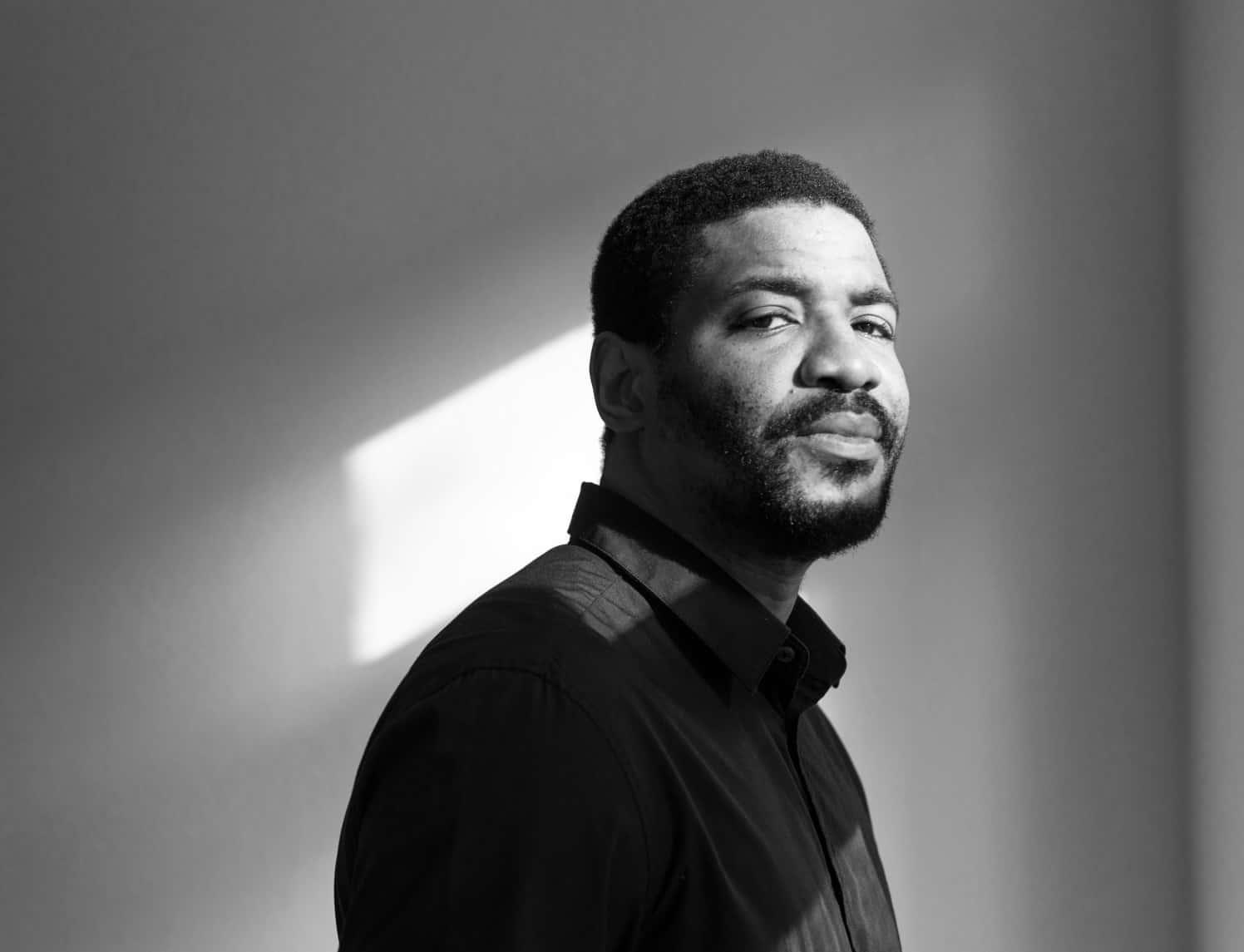 Emeka Ogboh, photographié par Michael Danner