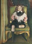 PIOT René (1869 - 1934) Stéphane Piot enfant, 96 Pastel titré au dos et daté. 72 x 52 cm https://bit.ly/2T8MEBd